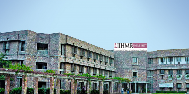 do-not-compete-but-complement-iihmr-university-during-a-talk-on-envisioning-aatmanirbhar-bharat