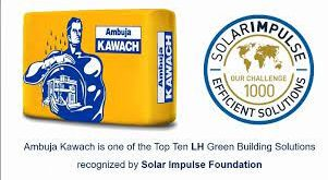 ambuja-kawach-recognized-by-solar-impulse-foundations-efficient-solution-label