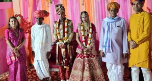 ramesh-meena-set-a-precedent-in-meena-society-by-marrying-dowry-free